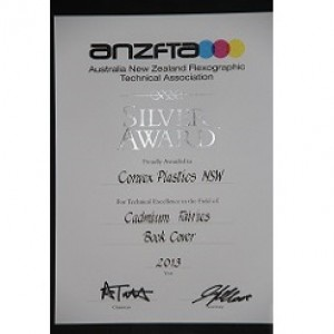 Convex Printing Excellence Awarded Again