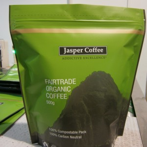Compostable Re-Sealable Coffee Bag Launched for Instant Coffee