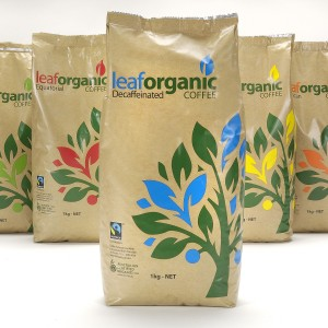Double Shot of Planet-Friendly Packaging Launches Leaf Organic