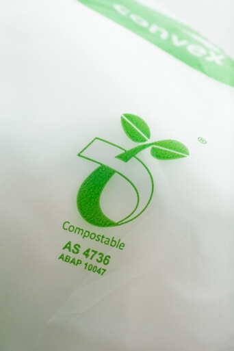 Greensack™ Certified Worm-Friendly Compostable