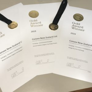 Printing Gold Medals Awarded for Innovative and Compostable Packaging