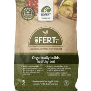 Box Pouches Brilliant for Biofert Organic Fertiliser